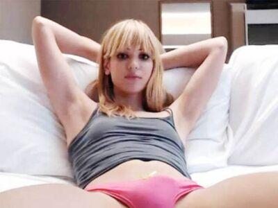 rencontre tel jeune transsexuelle blonde