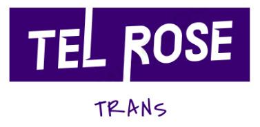 ⋆ Tel Rose Trans | 0895 89 52 22 | tel-rose-trans.com ⋆